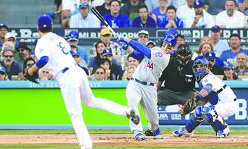 ¿Cuál equipo es mejor: Los Dodgers del 2017 o los Cachorros del 2016?