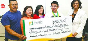 Presenta tu solicitud ahora para el Programa Edison Scholars que otorgará $1.2 millones en becas