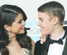 Cariño y sonrisas entre Selena Gomez y Justin Bieber