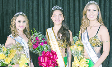 Queen Scheherazade & Court Crowned 2018 Riverside County Fair & National Date Festival
