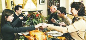 Cuándo es el Día de Acción de Gracias 2017