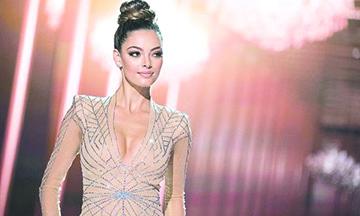 """""""¡Nada es imposible!"""", dice la Miss Universo sudafricana"""
