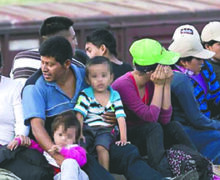 Movimiento Migrante alerta  que situación empeora en México y Centroamérica