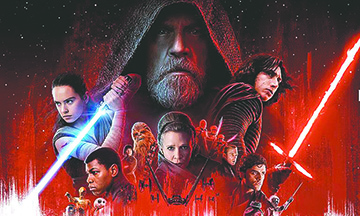 ¡Continúa liderando! 'Star Wars: Los Últimos Jedi' recauda 745 mdd a nivel mundial