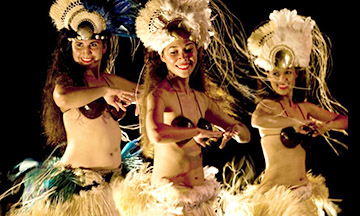 Award Winning Polynesian Dancers to Perform at the Riverside County Fair &  National Date Festival