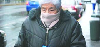 Frío eleva riesgo de sufrir un Infarto