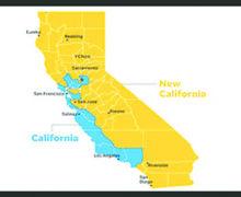 """Proponen fundar """"Nueva California"""" para agrupar zonas rurales del """"Estado Dorado"""""""