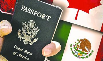 Es verdad que solo el 10% de los Estadounidenses tiene pasaporte?