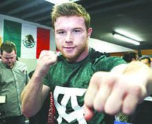 Quiere Canelo Alvarez tener mejor condición en revancha ante GGG