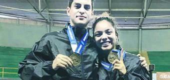 Esgrimistas de BC dan Oro a México en Costa Rica