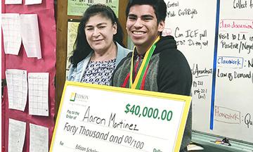 Edison International otorga a 30 estudiantes del último año de Preparatoria $1.2 millón en becas