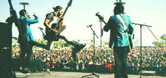 El Festival Más Importante del Mundo, Coachella, se Rindió ante la Inconfundible Cumbia de Los Ángeles Azules
