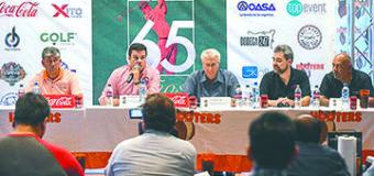Arranca el 65 Torneo de Golf Ciudad de Mexicali