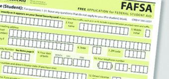Lo que necesitas saber sobre tu solicitud de FAFSA en 2018