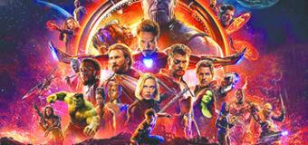 """""""Avengers: Infinity War"""" rompe todos  los récords: se convierte en la cinta  más taquillera de EU"""