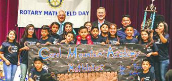 Rotary Math Field Day 2018 a Success!