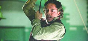 """""""Sherlock Holmes 3"""" se estrenará 9 años después de su primera entrega"""