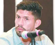 Oribe Peralta anuncia su retiro de la Selección Nacional