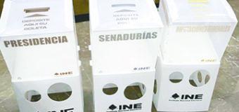 El INE descarta Fraude  por error en Boletas enviadas al Extranjero