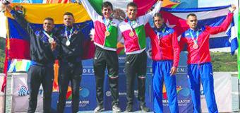 Remo de BC Obtiene Oro para México