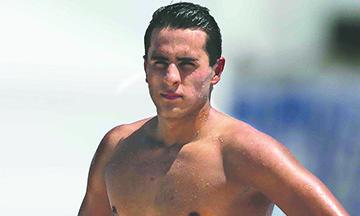 Hector Ruvalcaba primer Bajacaliforniano en Subir al Podio en Barranquilla