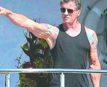 """Inicia el Rodaje de """"Rambo 5"""""""