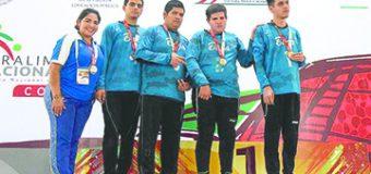 Suma Baja California Seis Metales en Paralimpiada Nacional