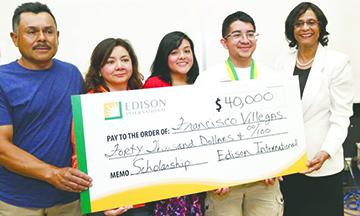 La Inscripción al Programa Edison Scholars que otorgará $1.2 millones en Becas está abierta