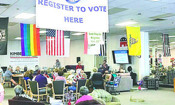 Voter Intregity is a 'Must' in Riverside County