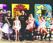 De Nuevo en Las Fiestas del Sol Brillantes Bailarinas de Lulú Vega Academia de Danza