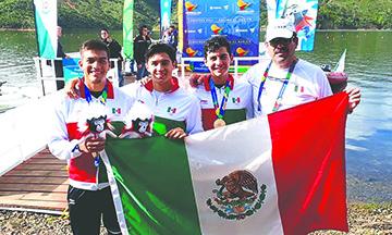 Remo de BC inicia el sueño de Lima 2019