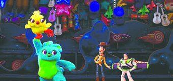 Te presentamos a Ducky y Bunny, los dos nuevos personajes de Toy Story 4