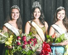2019 Riverside County Fair & National Date Festival Queen Scheherazade & Court Crowned
