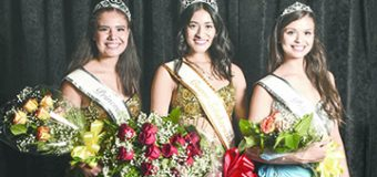 2019 Riverside County Fair & National Date Festival Queen Scheherazade & Court Crowned