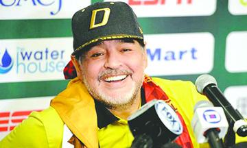 Maradona lleva a Dorados a la final del Apertura de Ascenso