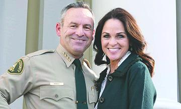 Sheriff-Coroner Chad Bianco