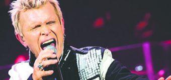 ¡Por fin! Billy Idol viene por primera vez a México