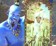 ¡Estrenan nuevo trailer de Aladdin y Will Smith se luce como el Genio..!