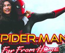 Tom Holland revela nuevos pósters de Spider-Man: Far From Home