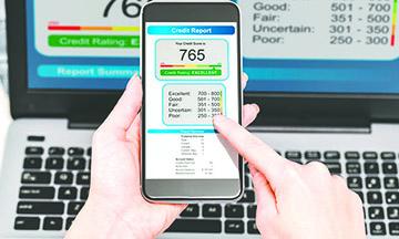 La compañía Experian ayuda a mejorar el puntaje de Crédito