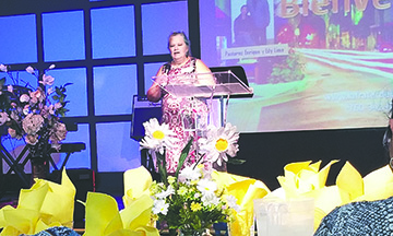 A Luncheon-Conference  for Bereaved Mothers  was Celebrated in Indio