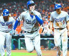 Cody Bellinger y Dodgers, los grandes ganadores de abril en MLB