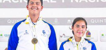 Suma Baja California Novena Medalla de Oro en Tiro con Arco