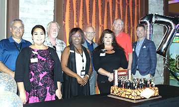 Augustine Casino celebrated its 17th Anniversary