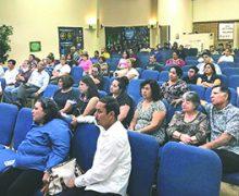 Padres de Familia en el  Condado de Imperial están Despertando e Informándose