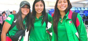 Equipos de Tiro, Ciclismo y Tri Femenil parten a Perú