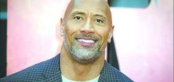 """Dwayne Johnson, """"La Roca"""", el actor mejor pagado de Hollywood"""