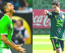 Chicharito y Tecatito regresan al Tri