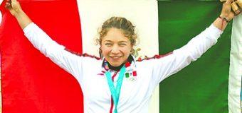 Beatriz Briones gana bronce en 500 m de canotaje y llega a cuatro preseas en los Panamericanos