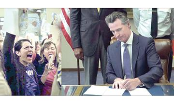Newsom Firmó una Estricta Ley que Ordena Vacunas Dirigidas a Niños en Edad Escolar y Medicamente Frágiles